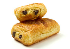 Pain au Chocolate Royalty Free Stock Photos