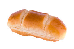 Pain au lait. French milk bread, pain-au-lait, bun Royalty Free Stock Photography