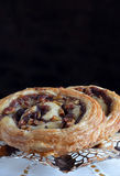 Pain au Pecan Stock Photography