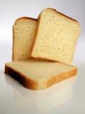 Pain aux pains grillés Images stock
