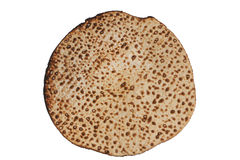 Pain azyme juif traditionnel photos libres de droits