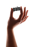 Less pain Royalty Free Stock Photo