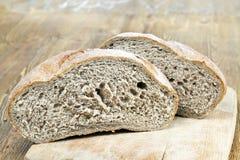 Pain cuit au four du blé Image libre de droits