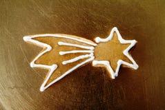 pain d'épice de comète Photographie stock libre de droits