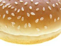 Pain d'hamburger Photo stock