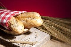 Pain de blé Image stock