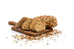 Pain de blé entier Photo stock