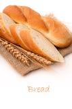 Pain de boulangerie Photographie stock libre de droits