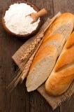 Pain de boulangerie Image stock