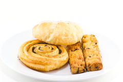 Pain de boulangerie Images stock