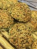 Pain de boulangerie Photos stock