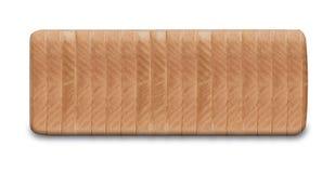 Pain de boulangerie coupé en tranches Image stock