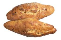 Pain de ciabatta de pain Photographie stock libre de droits