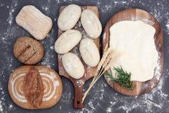 Pain de cuisson Image stock