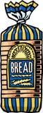 Pain de pain Illustration Libre de Droits