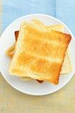 Pain de pain grillé Images stock