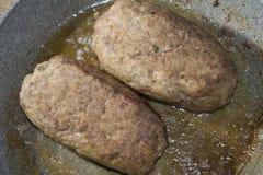 Pain de viande classique de boeuf photo libre de droits