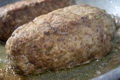 Pain de viande classique de boeuf Image libre de droits