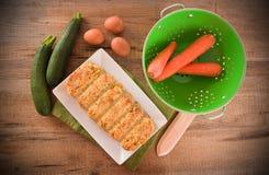 Pain de viande végétal images stock