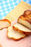 Pain du sabbat cuit au four doux de pain Photos libres de droits