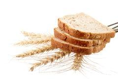 Pain et blé Photographie stock libre de droits