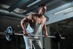 Pain and Gain Royalty Free Stock Photos