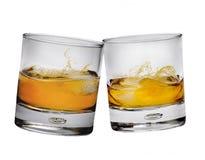 Pain grillé de whiskey image libre de droits