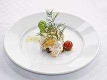 Pain grillé Skagen Images stock