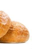 pain italien rond Image libre de droits