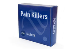 Pain Killers Stock Photos