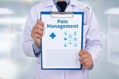 Pain Management Stock Images