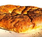 Pain - pain pita Photo libre de droits