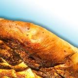 Pain - pain pita Image libre de droits