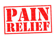 PAIN RELIEF Stock Photos