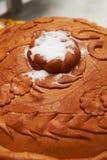 Pain russe de sel. Photos libres de droits