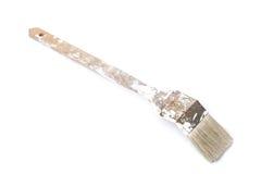 Painbrush usado padrão Fotos de Stock