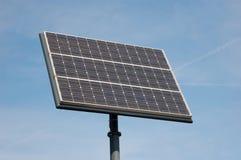 Painel da célula solar Fotografia de Stock Royalty Free