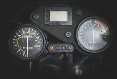 Painel da motocicleta Fotos de Stock