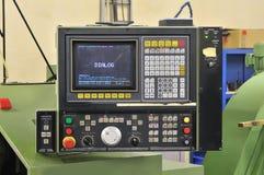 painel de controle industrial Fotografia de Stock Royalty Free