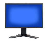 Painel de indicador do LCD S-PVA HD Foto de Stock Royalty Free