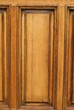 Painel de madeira Imagens de Stock Royalty Free