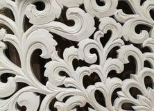 Painel de madeira embutido fotografia de stock royalty free