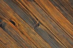 Painel de madeira velho Foto de Stock