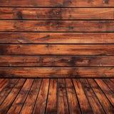 Painel de madeira velho Fotografia de Stock