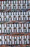 Painel do cabo de telefone Imagens de Stock Royalty Free