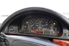 Painel do carro Fotografia de Stock