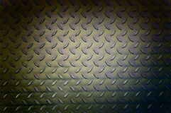 Painel do metal Imagem de Stock Royalty Free