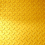 Painel dourado Foto de Stock Royalty Free