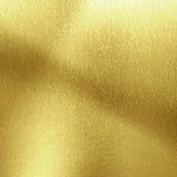 Painel dourado Fotografia de Stock