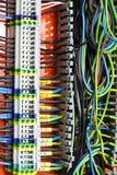Painel elétrico Fotos de Stock